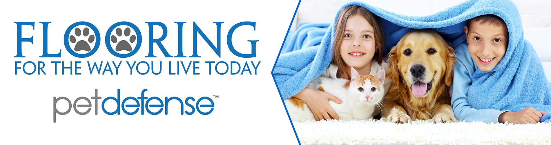 Pet Defense - Flooring for the way you live today